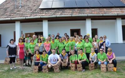 Kazlų Rūdos kaimo bendruomenių atstovų išvyka į Vengriją