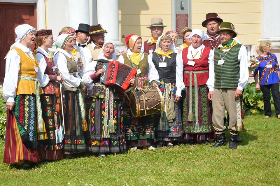 Sūduvos VVG atstovai dalyvavo LKBS sąskrydyje Ukmergės rajone