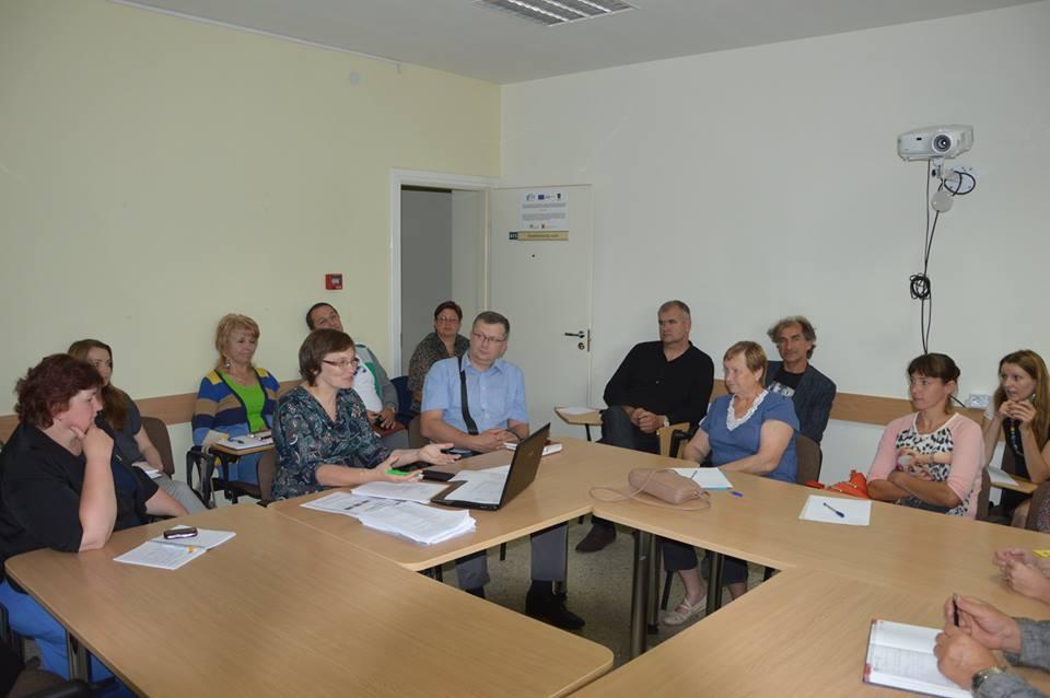 Sūduvos VVG išplėstinis valdybos posėdis