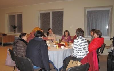 Sasnavos bendruomenės valdybos posėdis