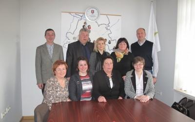 Marijampolės apskrities VVG vadovų pasitarimas