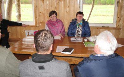 Agurkiškės kaimo bendruomenės susirinkimas
