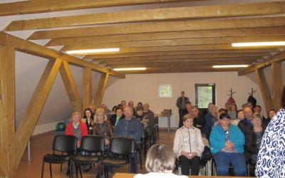 Gudelių ir Bebruliškės bendruomenių visuotiniai susirinkimai