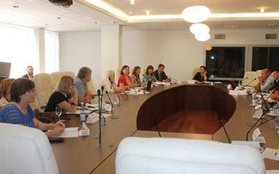 Lietuvos kaimo tinklo veiklos koordinavimo grupės posėdis