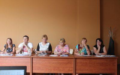 Lietuvos kaimo tinklo LEADER darbo grupės posėdis