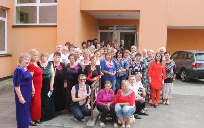 Senjorų klubas plečia savo bendradarbiavimą
