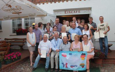 ERASMUS projekto dalyvių susitikimas Vokietijoje