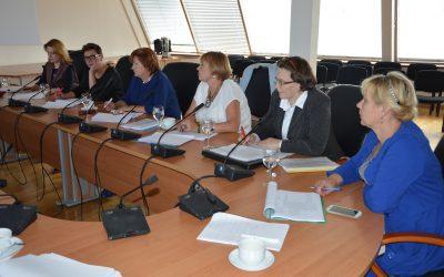 LEADER darbo grupės posėdis