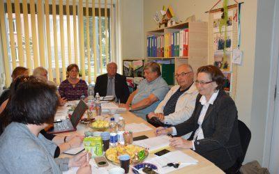 Lietuvos vietos bendruomeninių organizacijų sąjungos tarybos posėdis