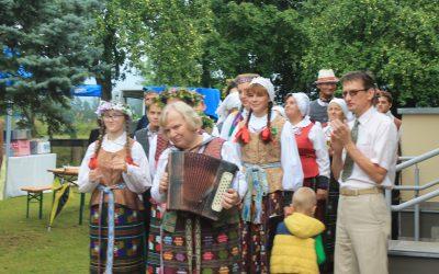 Plutiškėse vyko 20-oji Oninių šventė