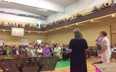 Sasnavos mokykla minėjo garbingą 130- metų jubiliejų