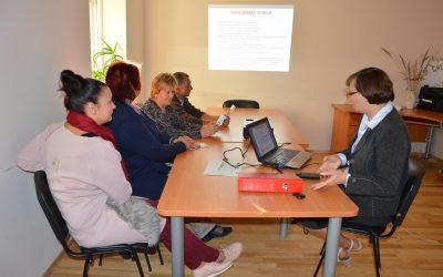 Susitikimai Bebruliškės, Gavaltuvos ir Jūrės kaimo bendruomenėse
