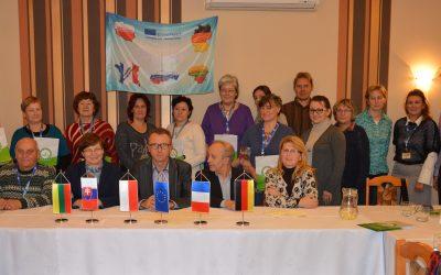 Erasmus projekto dalyvių susitikimas