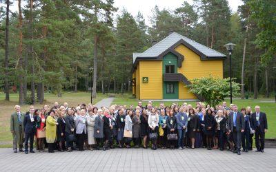 """Forumas–diskusija """"Vietos plėtros strategijos: kartu mes galime daugiau"""""""