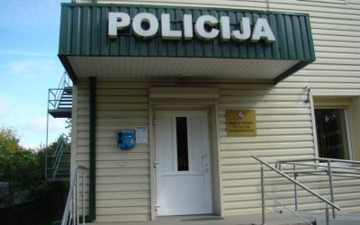 Informuoja Kazlų Rūdos policija