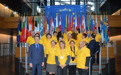 ERASMUS projekto dalyvių susitikimas Prancūzijoje