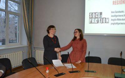 Sūduvos VVG startavo socialinio verslo akseleravimo programa
