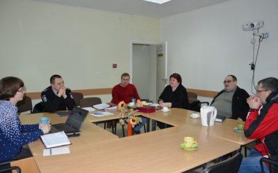 Sūduvos VVG  valdybos posėdis