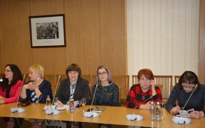 Diskusija LR Seime dėl vietos bendruomenių teisinės bazės