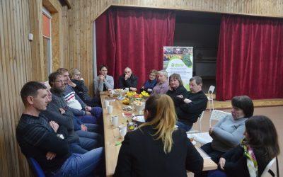 Miško teritorijos bendruomenės vienijasi bendrai socialinio verslo idėjai