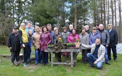 Kazliškių kaimo bendruomenės susirinkimas