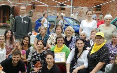 Zyplių dvare Kaimynų šventėje pristatėme Sūduvos VVG turizmo objektus ir edukacines programas