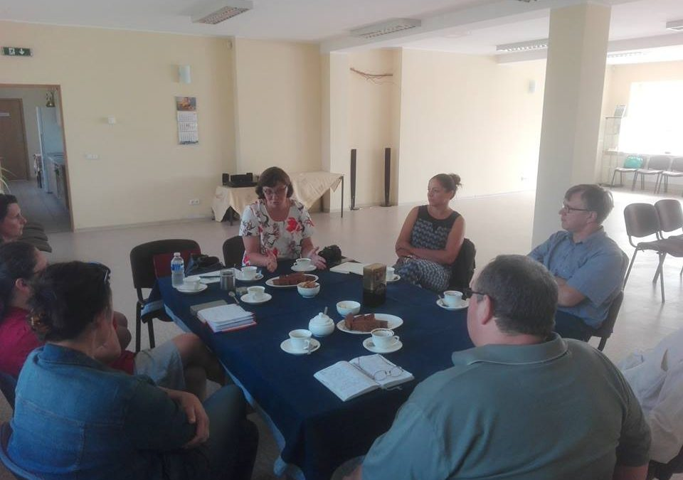 Susitikimas su Sasnavos seniūnijos bendruomenių atstovais