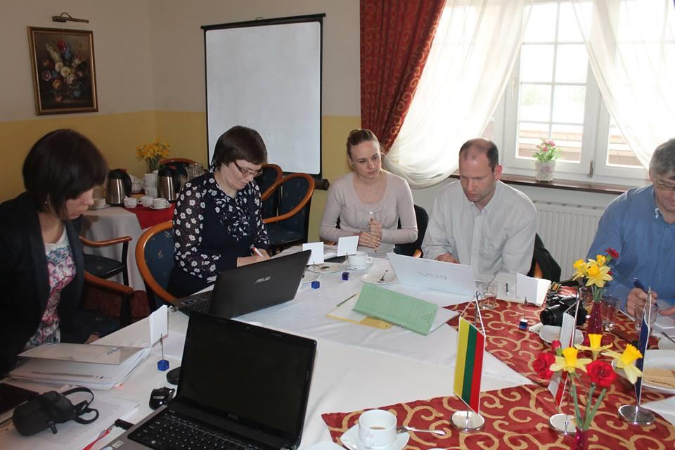 Pradedamas  ERASMUS+ programos projektas su Lenkijos, Vokietijos, Slovakijos ir Pranzūcijos partneriais
