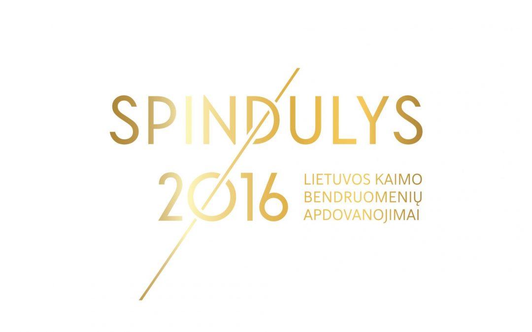 """Apdovanojimai """"Lietuvos kaimo spindulys 2016"""""""
