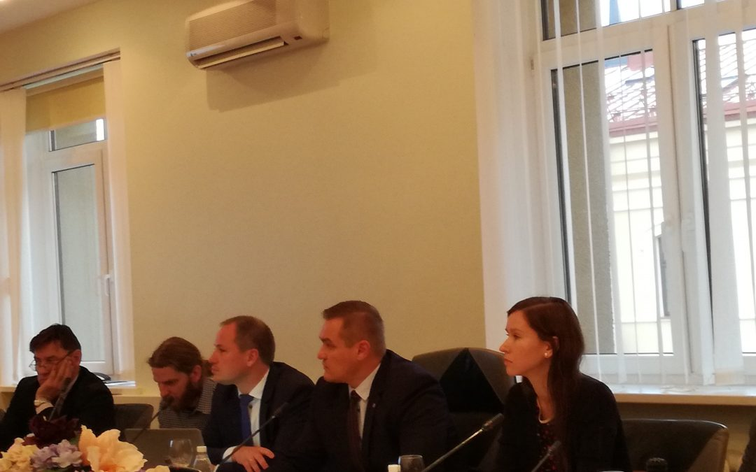 VRM pristatyta Lietuvos regioninės politikos baltoji knyga