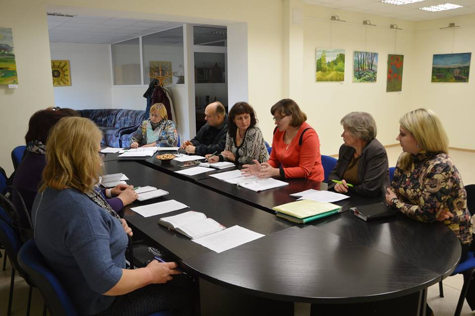Su Kazlų Rūdos kultūros centro darbuotojais aptartas strategijos įgyvendinimas