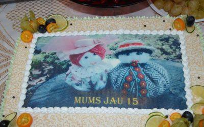 Višakio Rūdos bendruomenė minėjo 15- ąjį veiklos jubiliejų