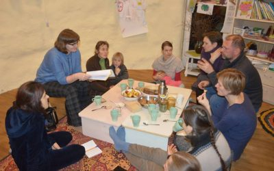 Susitikimai Kardokų, Ąžuolų Būdos ir Jankų bendruomenėse