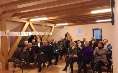 Bebruliškės  bendruomenės ataskaitinis susirinkimas