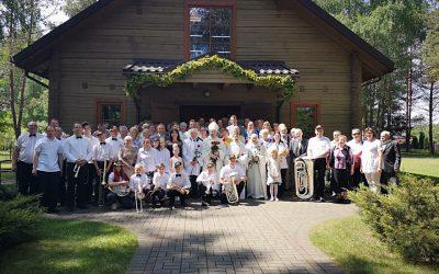 Jūrės miestelio koplyčiai- 10 metų