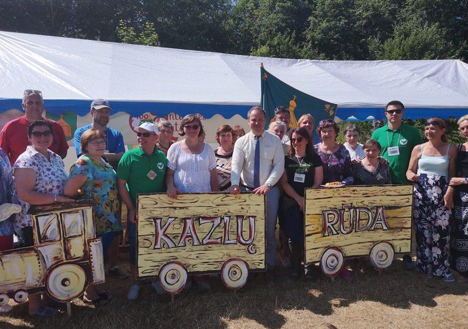 Tradicinis Lietuvos kaimo bendruomenių sąskrydis Karklėje