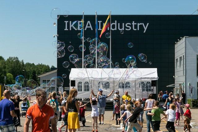 IKEA kviečia siūlyti Kazlų Rūdos bendruomenei naudingus projektus