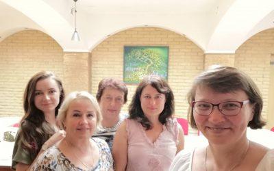 Marijampolės apskrities VVG administracijos darbuotojų susitikimas