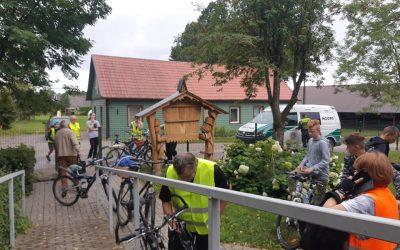 Jūrės kaimo bendruomenė rūpinasi savo narių saugumu