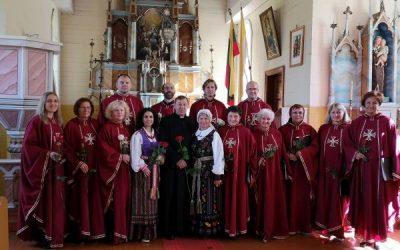 Nemirų Šv. Dvasios bažnyčia minėjo 75-ąsias metines