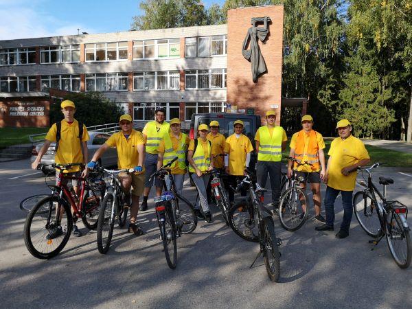 Sūduvos VVG dviračių žygis ir visuotinis susirinkimas