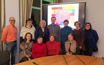 Sūduvos VVG viešėjo Lietuvos ambasadorė Danijoje