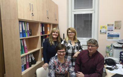 Susitikimas su Slovakijos partneriais