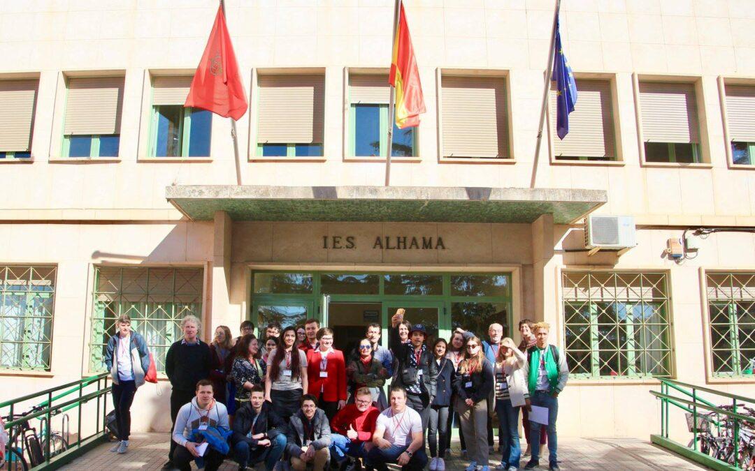 Erasmus + projekto partnerių susitikimas Ispan ijoje