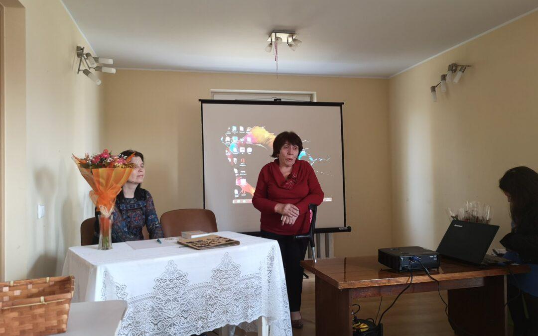 Jūrės kaimo bendruomenės ataskaitinis susirinkimas