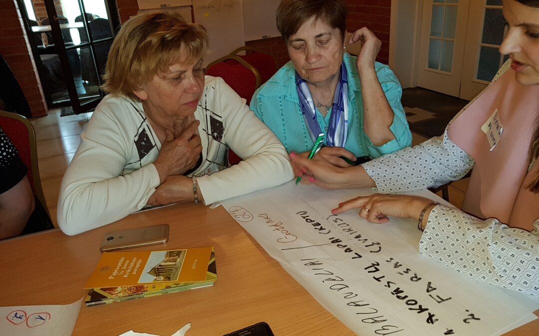 Įgyvendinamas bendras Marijampolės apskrities VVG tarptautinis projektas
